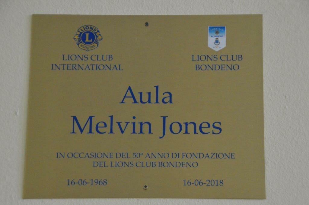 Aula Melvin Jones